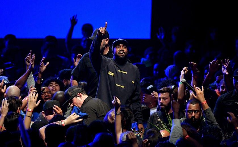 Kanye West Shares